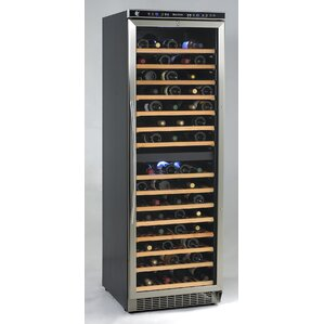 149 Bottle Dual Zone Freestanding Wine Cellar by Avanti Products