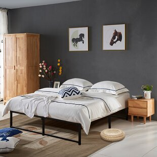 Bebingt Platform Bed by Wrought Studio Best Design
