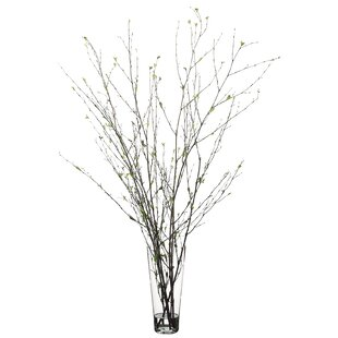 Branches Tree In Decorative Vase