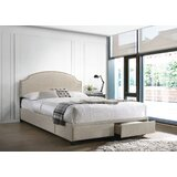 Leonila Upholstered Storage Platform Bed by Red Barrel Studio®