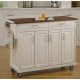 Regiene Kitchen Island by August Grove®
