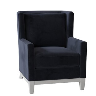 Shadow Play Wingback Chair by Lexington