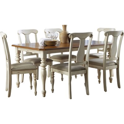 Pine Kitchen & Dining Tables You\'ll Love | Wayfair