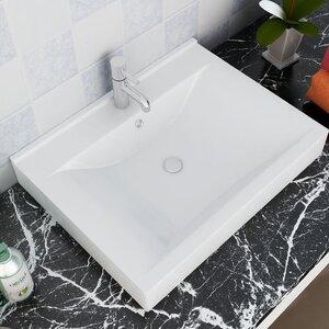 Home Etc 60 cm Wandbefestigtes Waschbecken