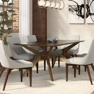 Selena Solid Wood Dining Table