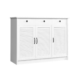 Overmoor 3 Drawer Combi Chest By Beachcrest Home