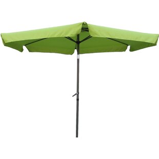 Hyperion 9' Drape Umbrella by Brayden Studio Cheap