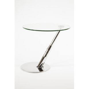 Seinajoki End Table By dCOR design