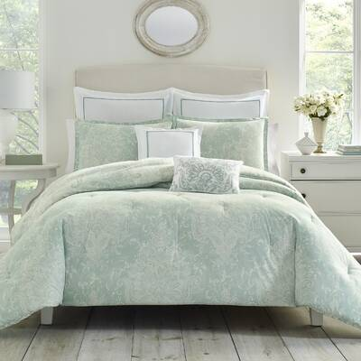 Echo Design Mykonos Cotton Comforter Set Reviews Wayfair