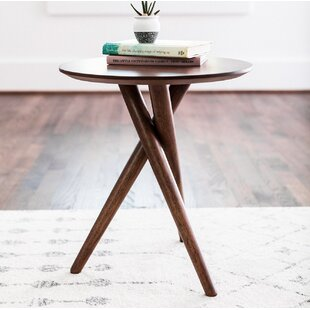 Turcotte End Table by George Oliver