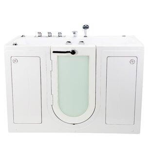 Ella Walk In Baths Tub4Two Hydro Air and MicroBubble Massage 31.75