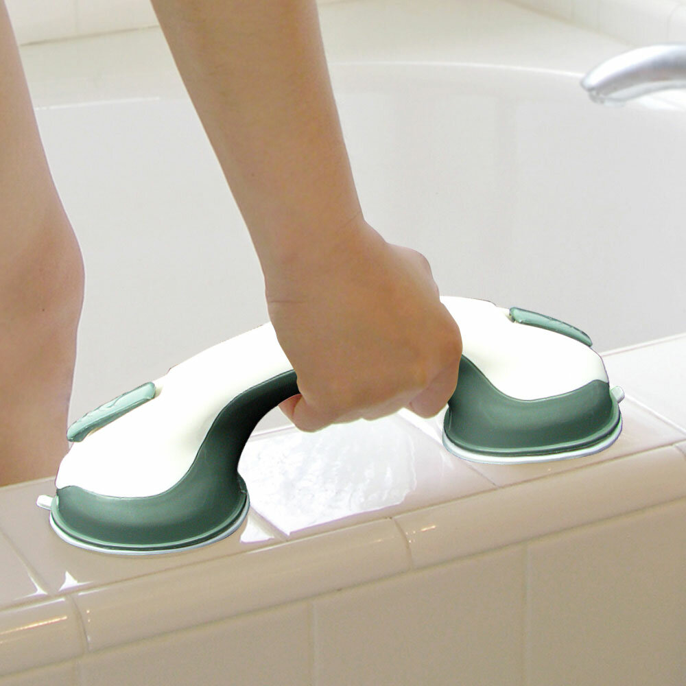 Trademark Home Collection Instant Bathroom and Household Safety Grab ...