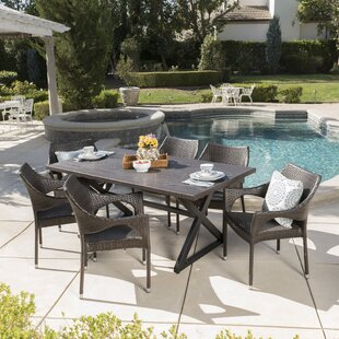Feumore 7 Piece Dining Set