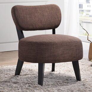 Wrought Studio Binkley Slipper Chair