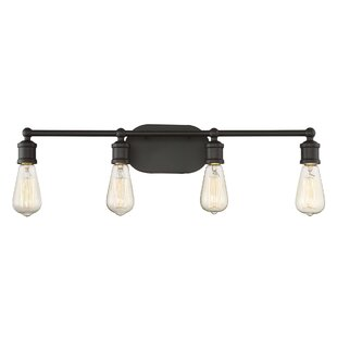Agave 4-Light Vanity Light By Laurel Foundry Modern Farmhouse