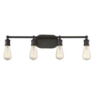 Janette 4-Light Vanity Light by Laurel Foundry Modern Farmhouse