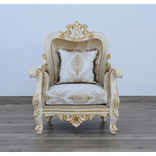 Cheyenne Armchair by Astoria Grand