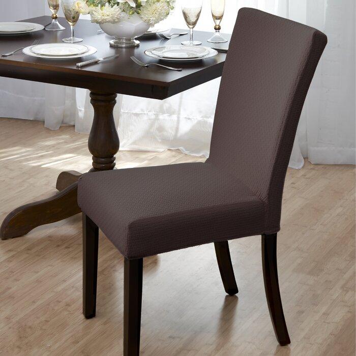Box Cushion Dining Room Chair Slipcover