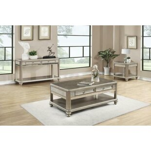 Rosdorf Park Tristin 3 Piece Coffee Table Set