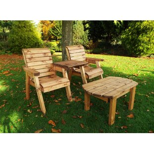Raymond 2 Seater Conversation Set By Sol 72 Outdoor