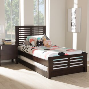 Harriet Bee Orient Park Sarah Twin Platform Bed