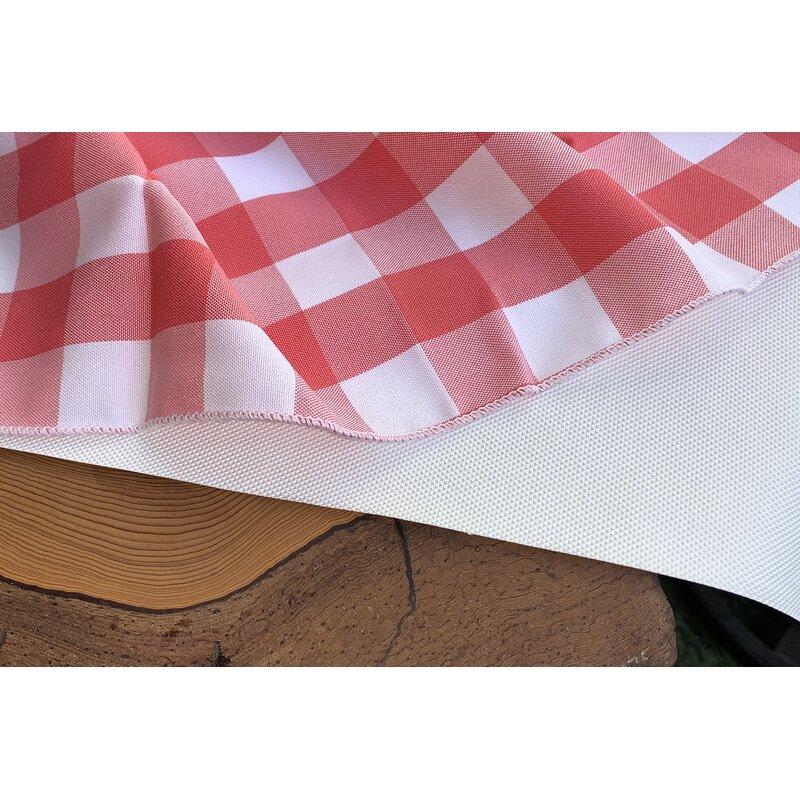 Wayfair Basics Solid Color Padded Table Protector Wayfair