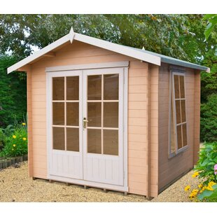 7.5 X 7.5 Ft. Tongue & Groove Summer House Image