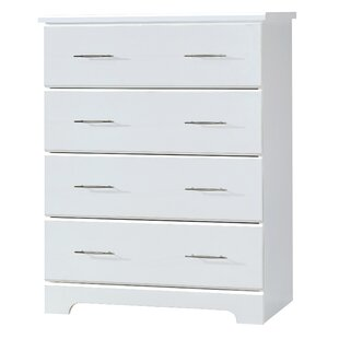 Brookside 4 Drawer Chest