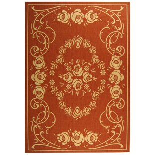 Elisabeth Terra/Natural Indoor/Outdoor Area Rug