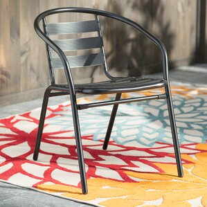 Athol Stacking Patio Dining ChairMetal Patio Furniture. Metal Outdoor Patio Furniture. Home Design Ideas