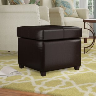 Leitch Storage Ottoman by ..