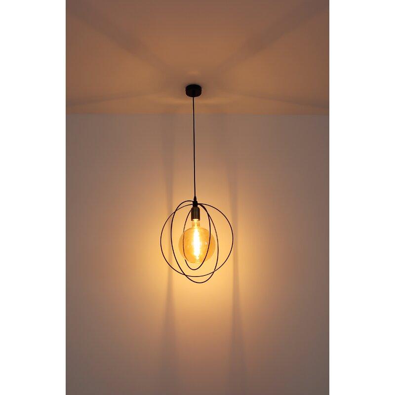Mack Milo Annabelle 1 Light Globe Pendant Wayfair Co Uk