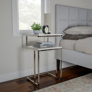 Niarada End Table by Ebern Designs