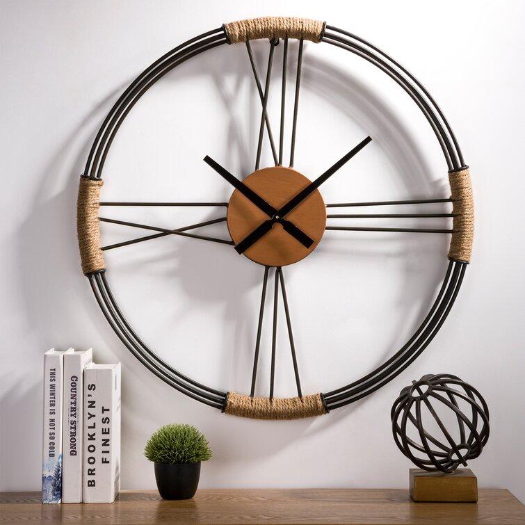 """Mayhall 26.77"""" Wall Clock"""