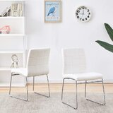 Dnae Upholstered  Side Chair (Set of 2) by Latitude Run®