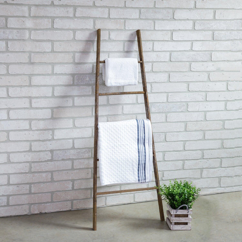 Union Rustic 4 Ft Blanket Ladder Reviews Wayfair
