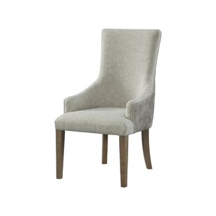 Schwenk Upholstered Dining Chair by Gracie Oaks #2
