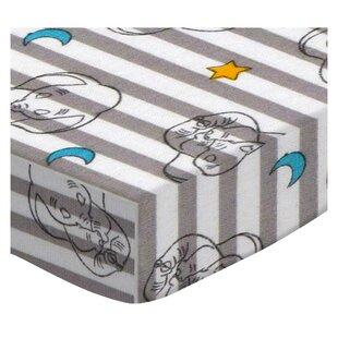 Inexpensive Barnhill Dumbo Bedding Sheet ByHarriet Bee