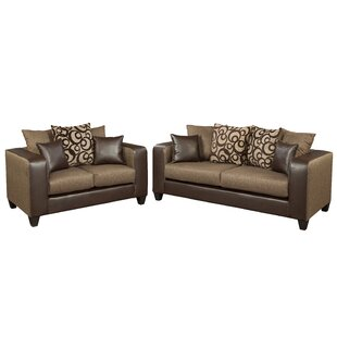 Dilorenzo 2 Piece Living Room Set by Latitude Run
