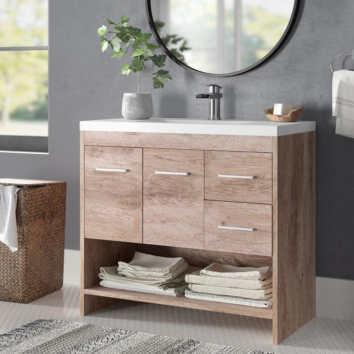 Kirby 36 Single Bathroom Vanity Set