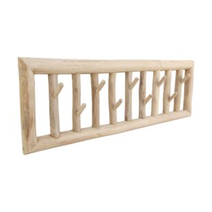Fee Wall Mounted Coat Rack By Union Rustic