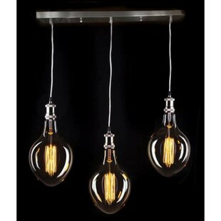 Yerby 3-Light Cluster Pend..