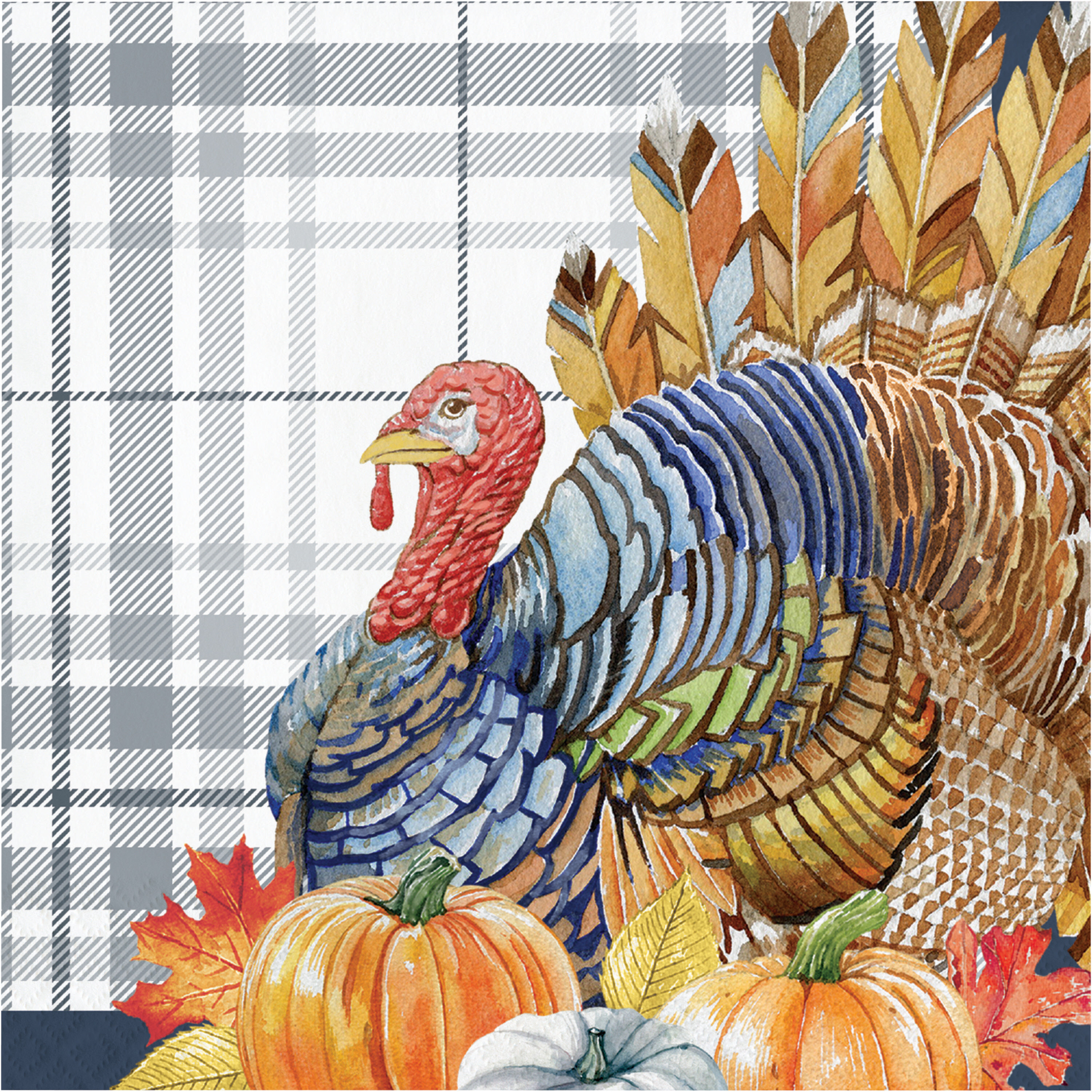 Creative Converting Thanksgiving Elegance Basic Paper Disposable Napkin Wayfair