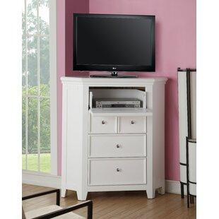Atencio Corner TV Stand