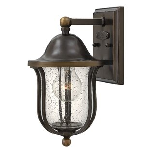 Reviews Bolla Outdoor Wall Lantern By Hinkley Lighting