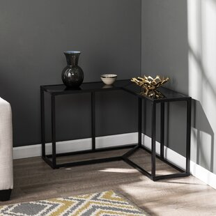 Klem Wrap Around End Table by Ebern Designs