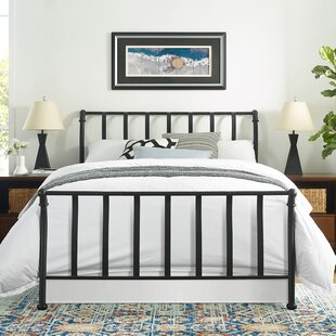 Gracie Oaks Mead Slat Headboard and Footboard