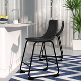 Mary-Kate Counter & Bar Stool (Set of 2) by Latitude Run