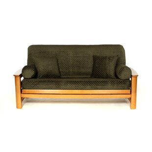 Ashville Box Cushion Futon Slipcover