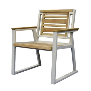 California Room Teak Patio Dining Chair
